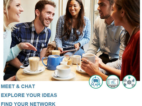 Bring Your Chat Online to Help Design the First Smart Village for Enterprising Young People
