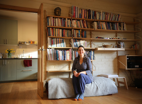 The Yoga Shed, Crieff, Hoping to Reopen with REDS Funding