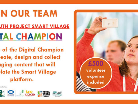 The Rural Youth Project Smart Village
