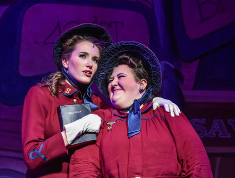 Sarah Brown - Guys and Dolls