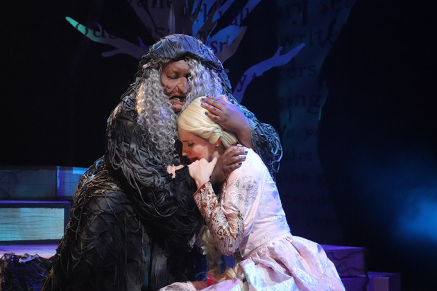 Rapunzel - Into the Woods