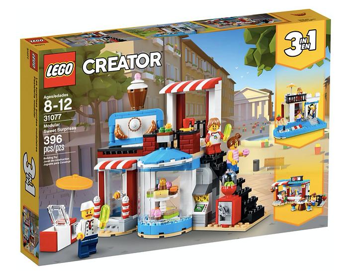 LEGO 31077 - Pastelería modular
