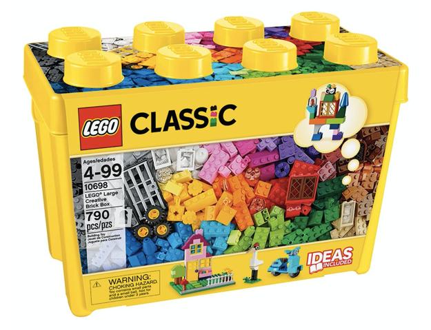 LEGO 10698 - Caja de Ladrillos Creativos Grande LEGO®