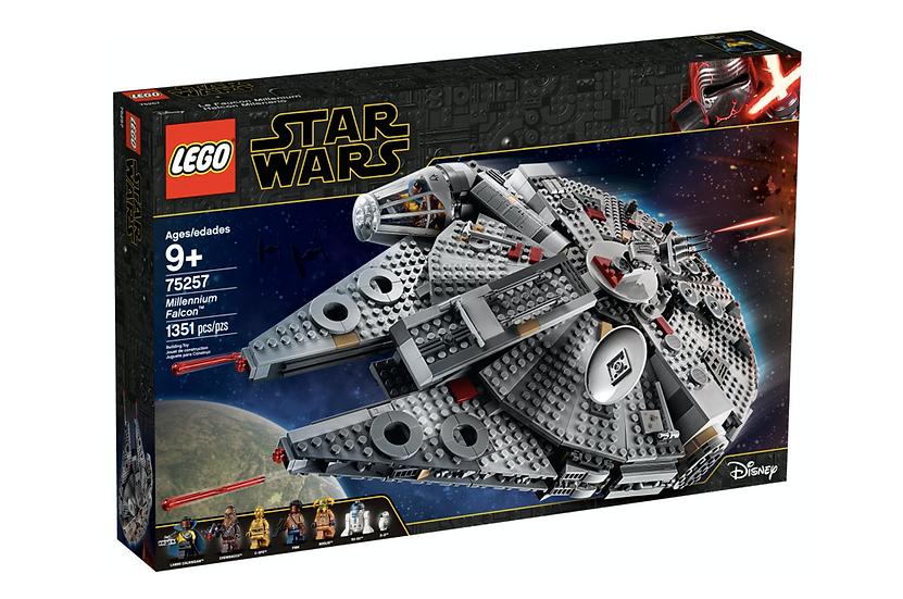 LEGO 75257 - Halcón Milenario