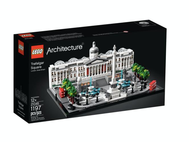 LEGO 21045 - Trafalgar Square