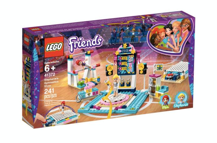 LEGO 41372 - Exhibición de Gimnasia de Stephanie