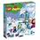 Thumbnail: LEGO 10899 - DUPLO - Frozen: Castillo de Hielo