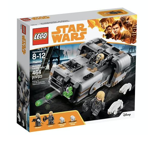 LEGO 75210 - Speeder terrestre de Moloch