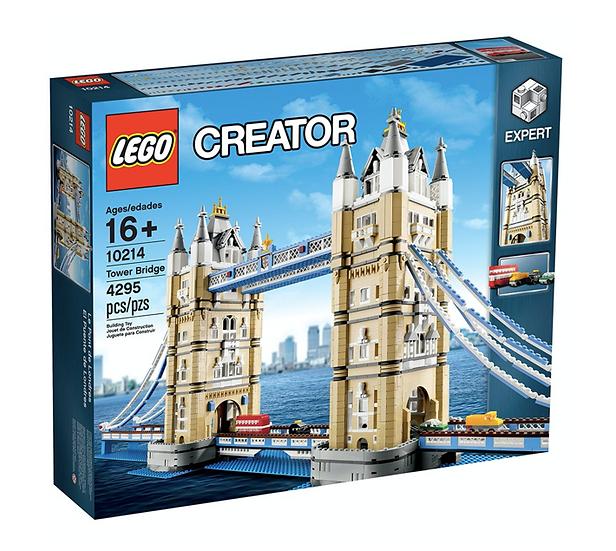 LEGO 10214 - El Puente de Londres