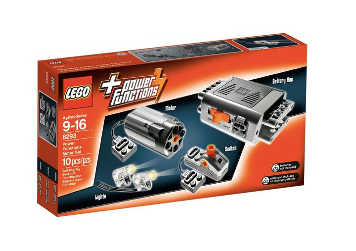 LEGO 8293 - Set de Motores Power Functions