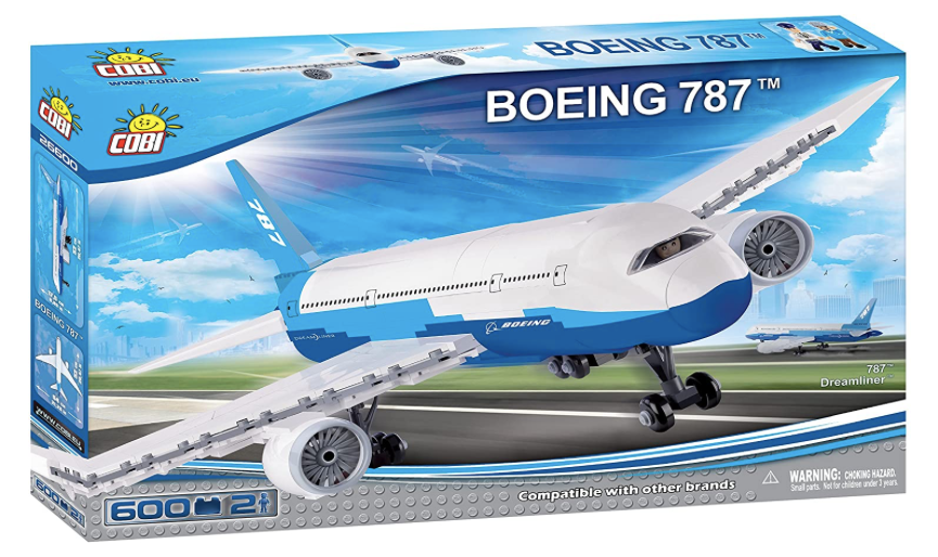 COBI 26600 - BOING 787 DREAMLINER