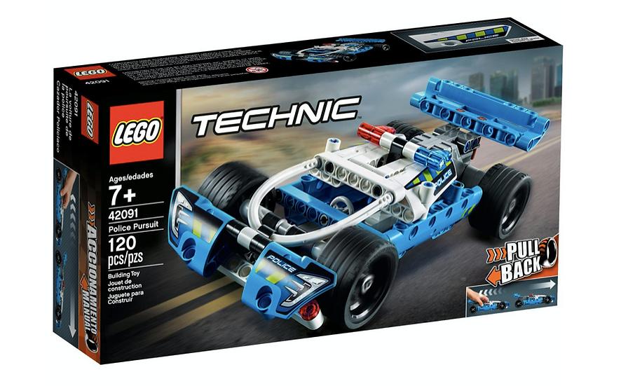LEGO 42091 - Cazador Policial
