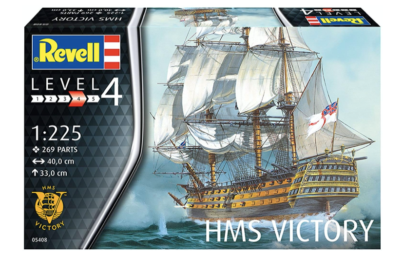 REVELL 05408 - HMS Victory