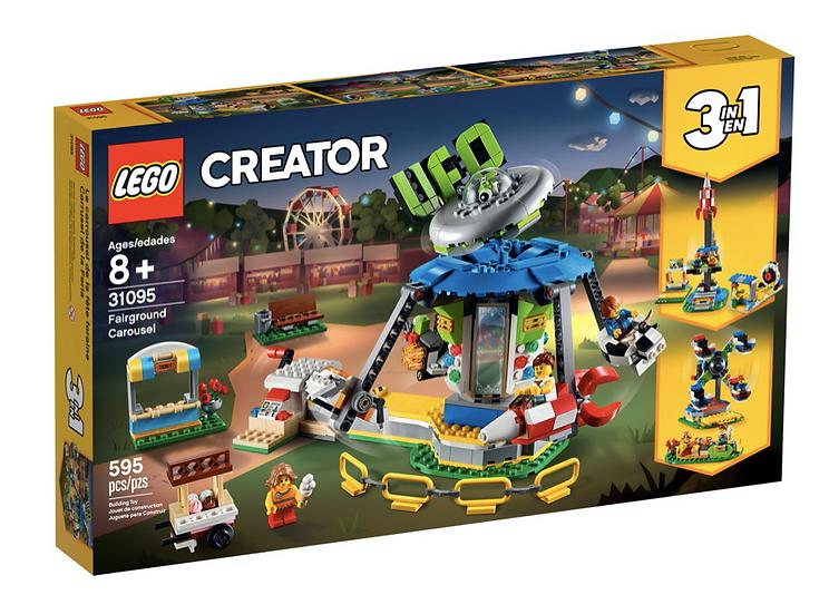 LEGO 31095 - Tiovivo de la Feria