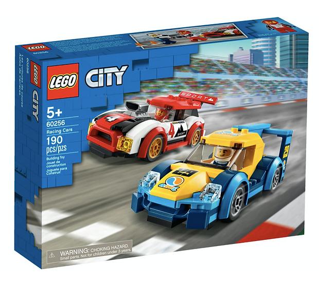LEGO 60256 - Coches de Carreras