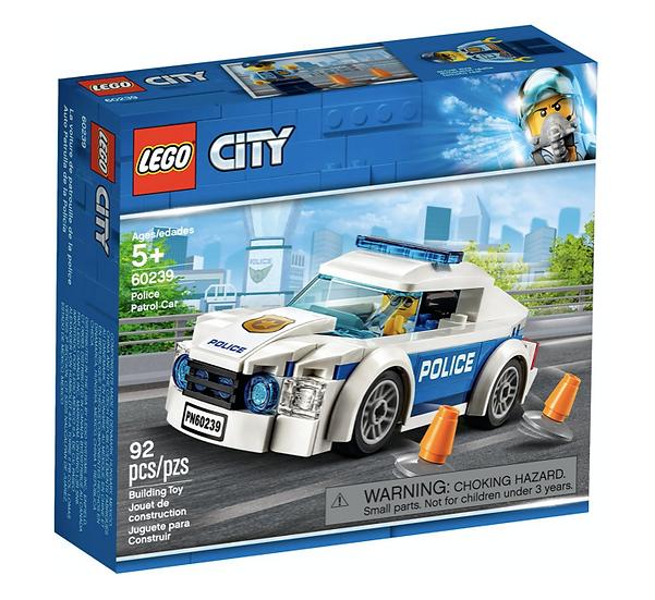 LEGO 60239 - Coche Patrulla de la Policía