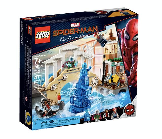 LEGO 76129 - Ataque de Hydro-Man