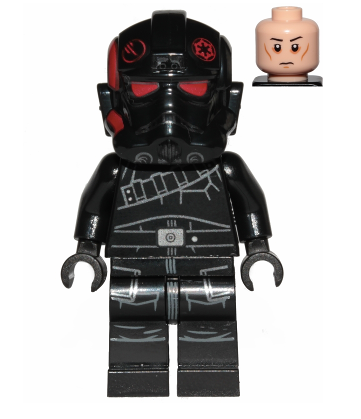 Minifig sw0987 - Inferno Squad Agent