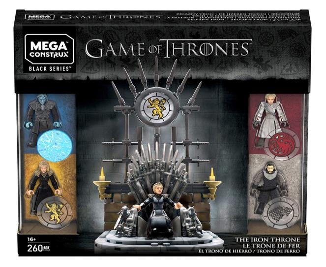 MEGA CONSTRUX GKM68 - Game of Thrones - Trono de Hierro