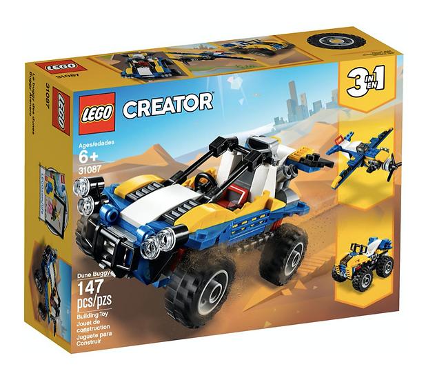 LEGO 31087 - Buggy de las Arenas
