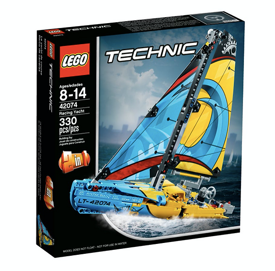 LEGO 42074 - Barco de competición
