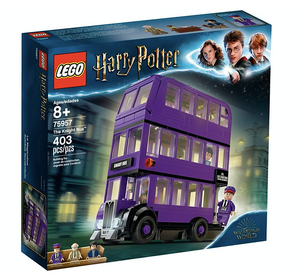 LEGO 75957- Autobús Noctámbulo