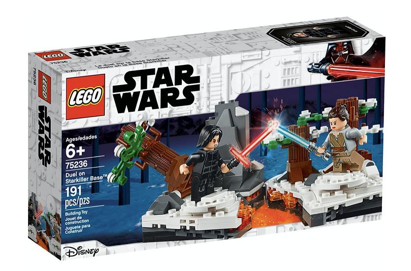 LEGO 75236 - Duelo en la Base Starkiller