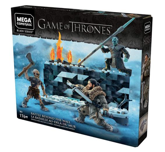 MEGA CONSTRUX GKG96 - Game of Thrones - Batalla de los Caminantes Blancos