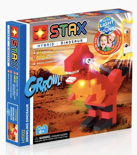 STAX - H11102 - Hybrid Dinosaurio