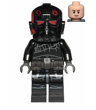 Minifig sw0986 - Inferno Squad Agent con Cinturón Utilitario