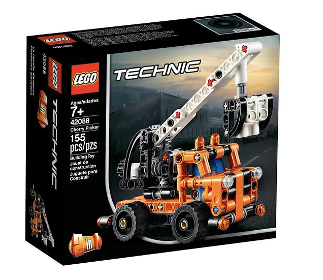 LEGO 42088 - Plataforma Elevadora