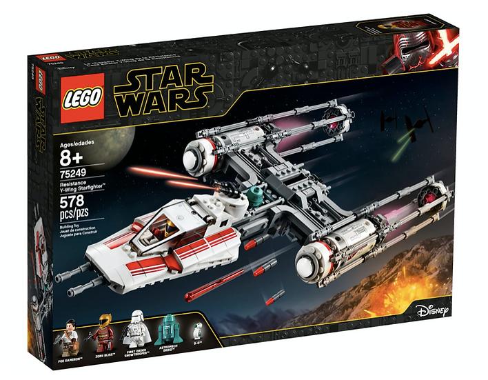LEGO 75249 - Caza Estelar Ala-Y de la Resistencia