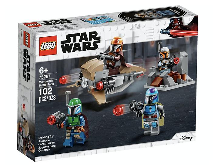 LEGO 75267 - Pack de Combate: Mandalorianos