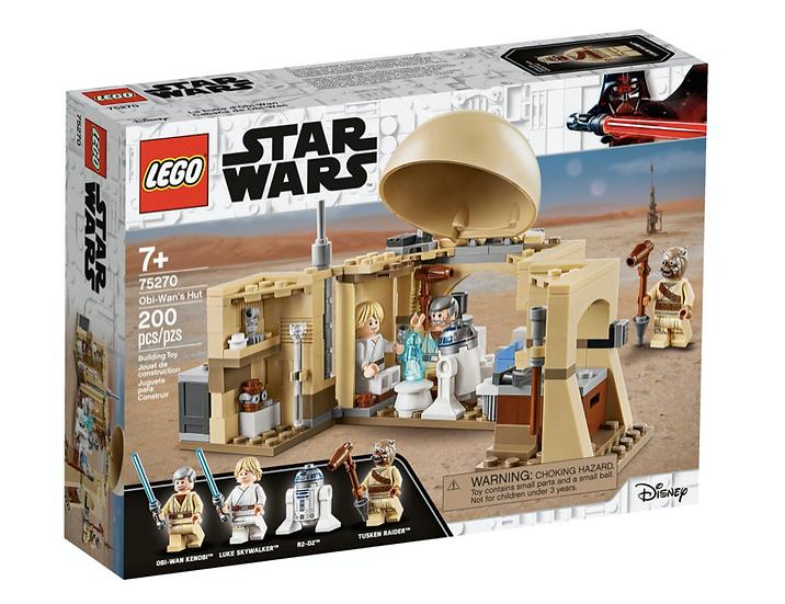 LEGO - 75270 - Cabaña de Obi-Wan