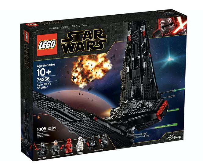 LEGO 75256 - Lanzadera de Kylo Ren