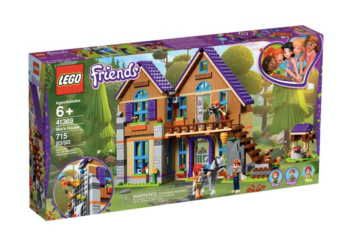 LEGO 41369 - Casa de Mia