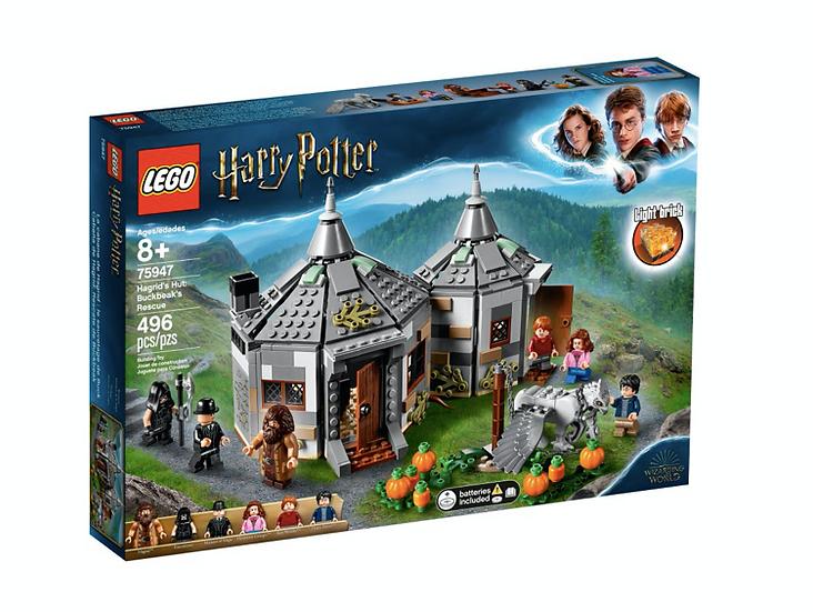 LEGO 75947 - Cabaña de Hagrid: Rescate de Buckbeak