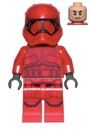 Minifig sw1065 - Sith Trooper Episode 9