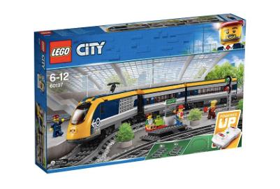 LEGO 60197 - Tren de pasajeros