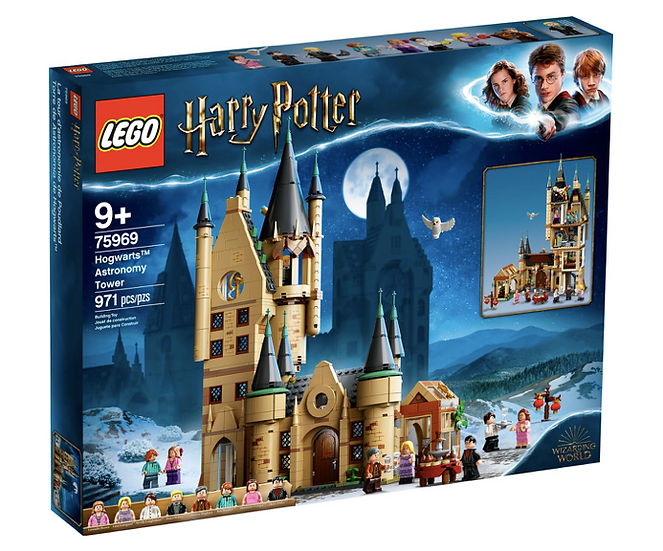 LEGO 75969 - Torre de Astronomía de Hogwarts™