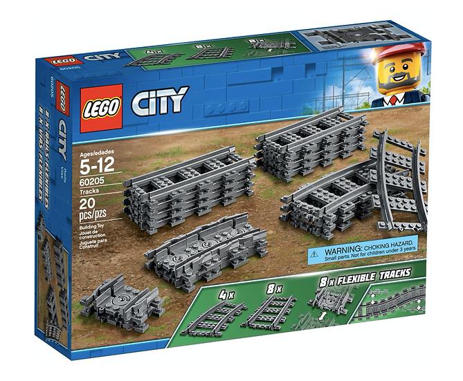LEGO 60205 - Vías