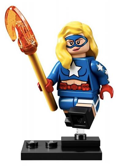 LEGO Minifiguras - DC Super Heroes - Stargirl