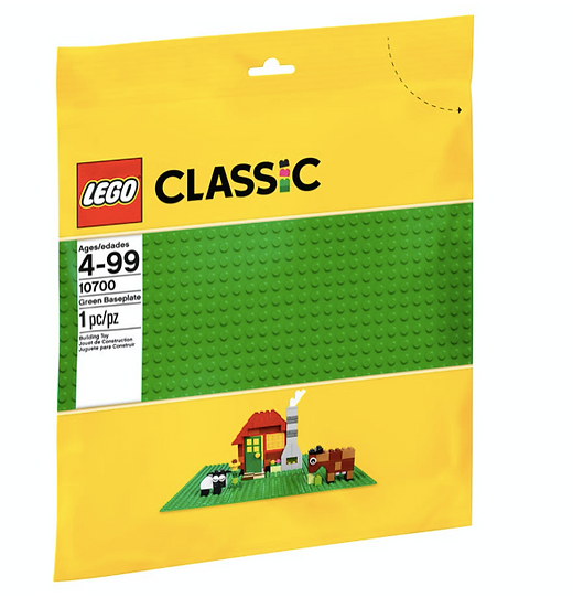 LEGO 10700 - Base Verde