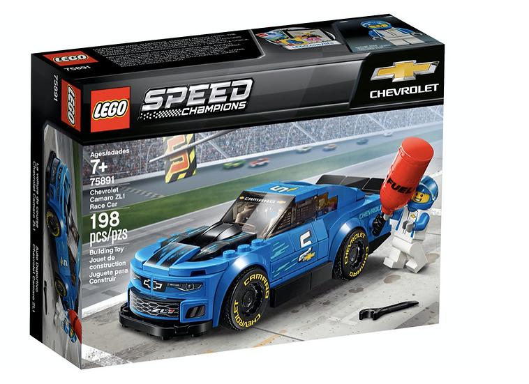 LEGO 75891 - Deportivo Chevrolet Camaro ZL1