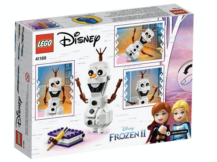 LEGO 41169 - FROZEN - Olaf