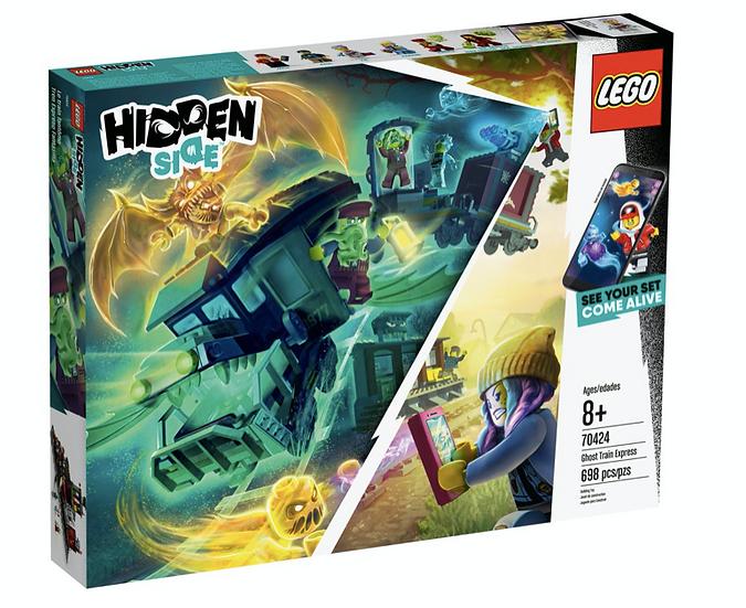 LEGO 70424 - Expreso Fantasma
