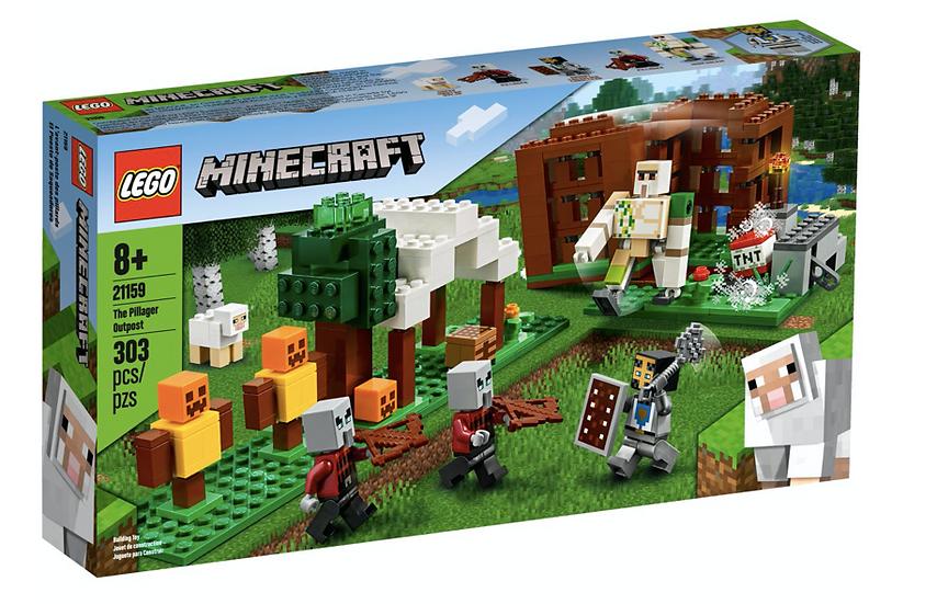 LEGO 21159 - El Puesto de Saqueadores