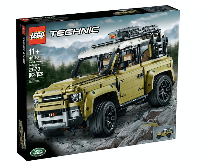 LEGO 42110 - Land Rover Defender