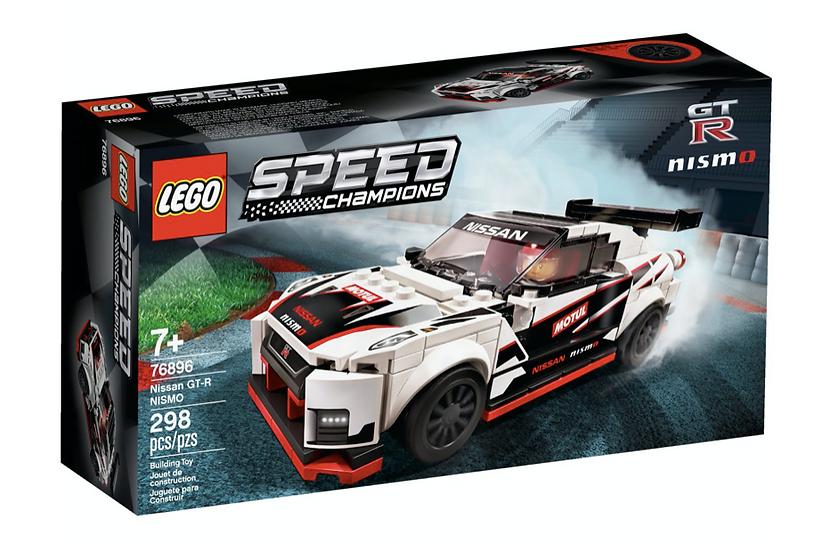 LEGO 76896 - Nissan GT-R NISMO