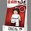 Thumbnail: LEGO Star Wars - LED LITE - Llavero con luz - Princess Leia